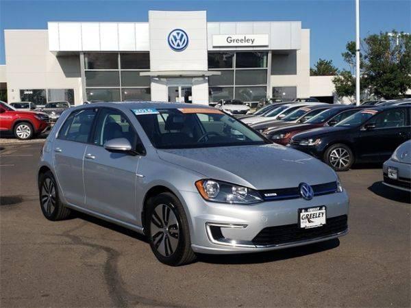 2016 Volkswagen e-Golf WVWKP7AU2GW914692