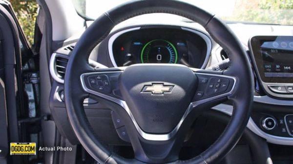 2017 Chevrolet VOLT 1G1RC6S51HU175428