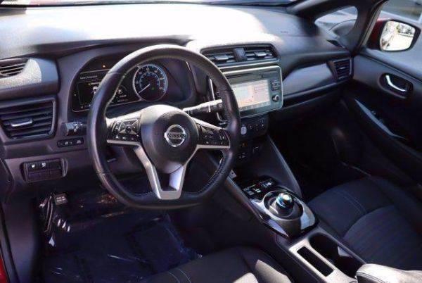 2018 Nissan LEAF 1N4AZ1CP7JC300360