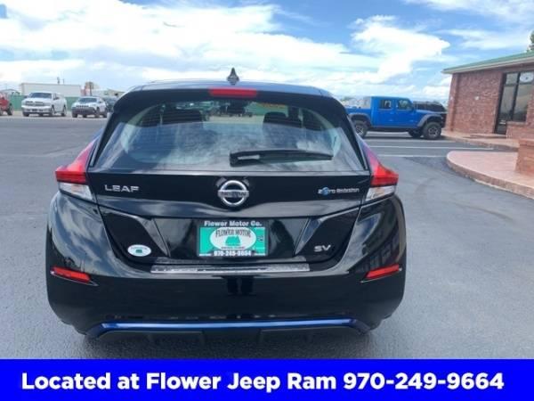 2018 Nissan LEAF 1N4AZ1CP5JC311986