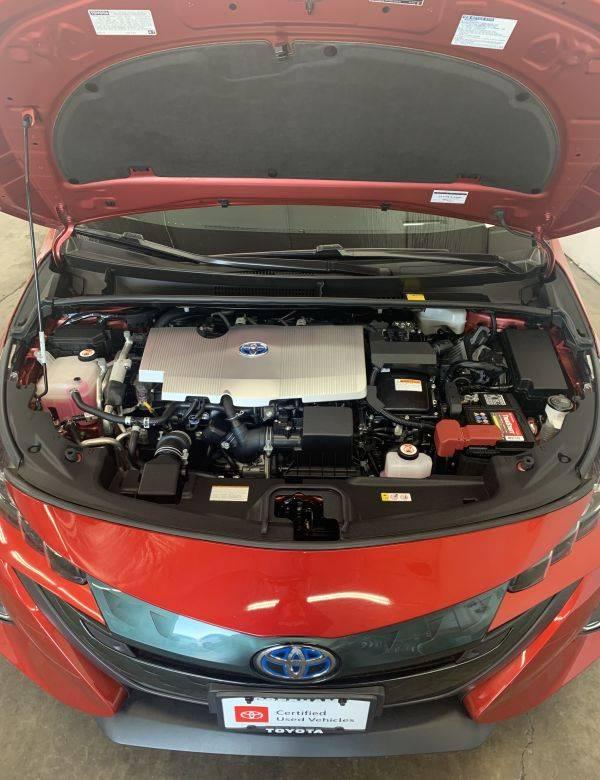 2017 Toyota Prius Prime JTDKARFP6H3007527