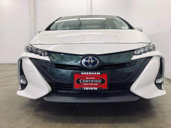 2018 Toyota Prius Prime JTDKARFP5J3074349