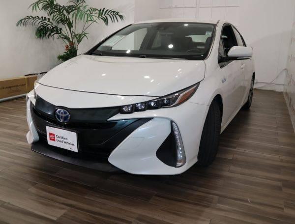 2019 Toyota Prius Prime JTDKARFP8K3108611