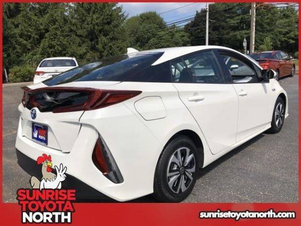 2018 Toyota Prius Prime JTDKARFPXJ3080552