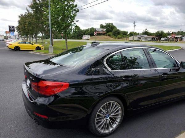 2019 BMW 5 Series WBAJA9C58KB393067