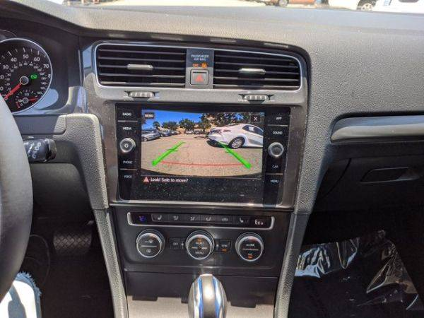 2019 Volkswagen e-Golf WVWKR7AU3KW910394