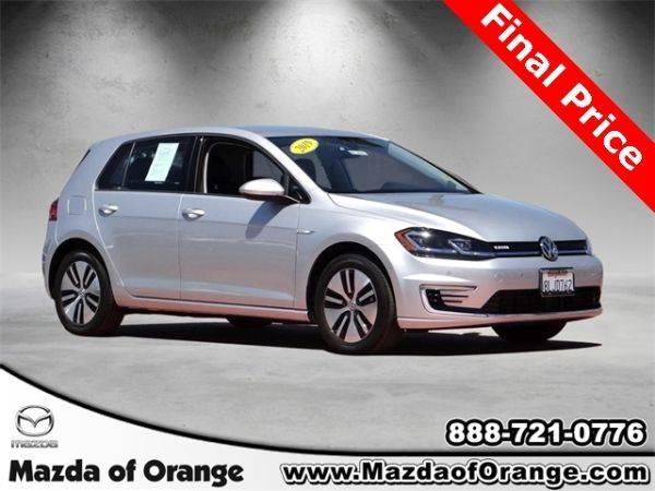2019 Volkswagen e-Golf WVWPR7AU2KW909968