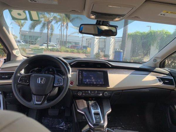 2018 Honda Clarity JHMZC5F12JC004903