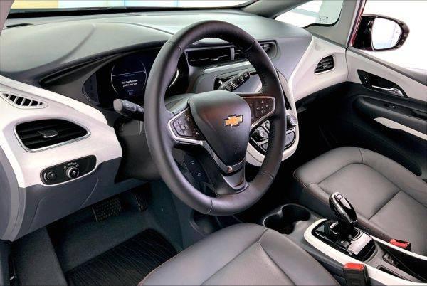 2017 Chevrolet Bolt 1G1FX6S0XH4137000