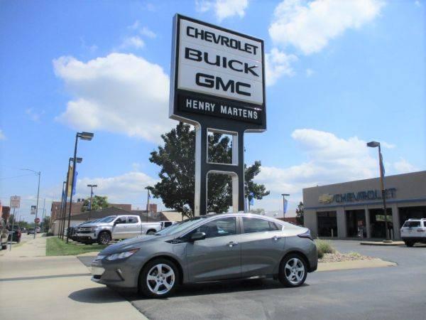 2017 Chevrolet VOLT 1G1RA6S59HU109764