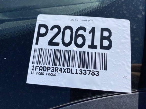 2013 Ford Focus 1FADP3R4XDL133783
