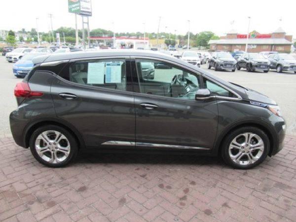 2017 Chevrolet Bolt 1G1FW6S03H4149122