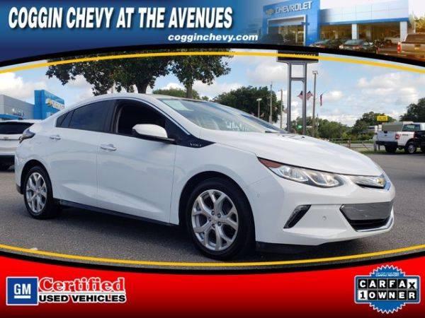 2017 Chevrolet VOLT 1G1RB6S54HU108292