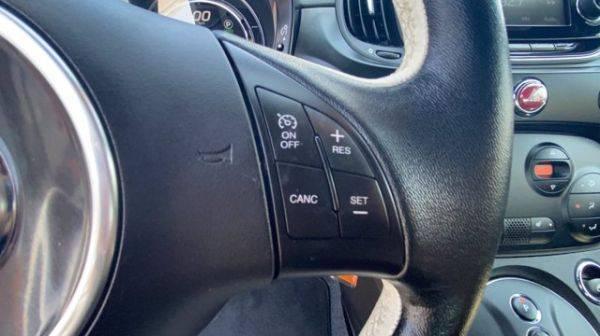 2017 Fiat 500e 3C3CFFGE1HT699223
