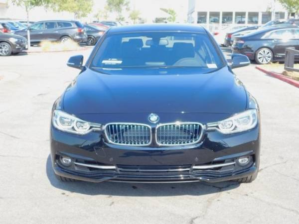 2018 BMW 3 Series WBA8E1C58JA178281