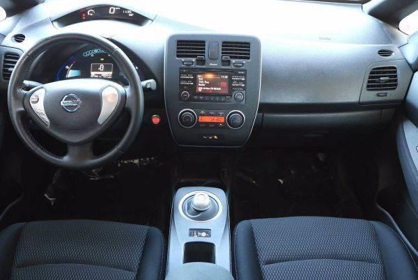 2013 Nissan LEAF 1N4AZ0CP0DC413789