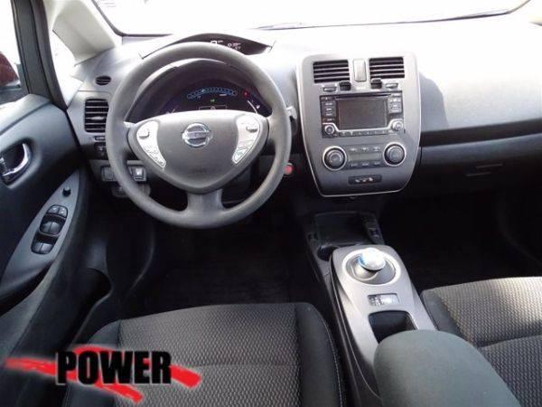 2016 Nissan LEAF 1N4AZ0CPXGC302512