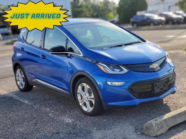 2017 Chevrolet Bolt 1G1FW6S05H4158551