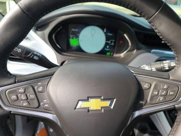 2017 Chevrolet Bolt 1G1FX6S04H4163222