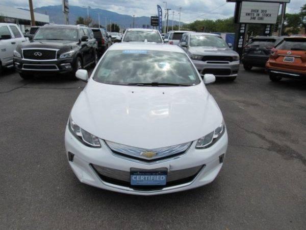 2017 Chevrolet VOLT 1G1RC6S52HU194263