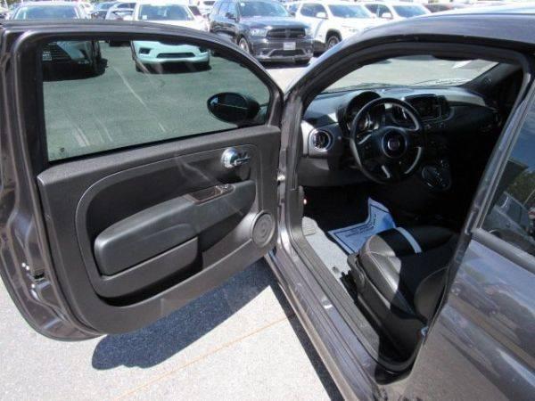 2017 Fiat 500e 3C3CFFGE9HT600700