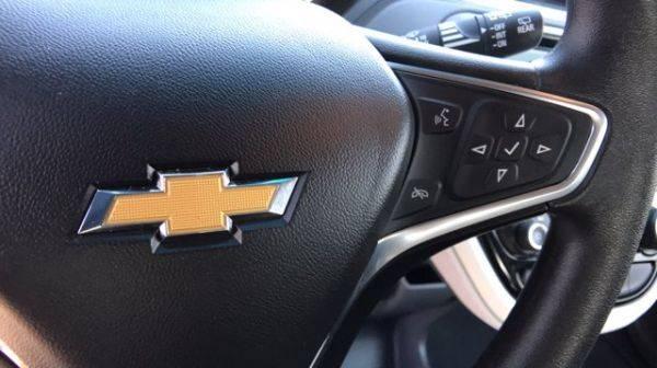 2017 Chevrolet Bolt 1G1FW6S03H4161142