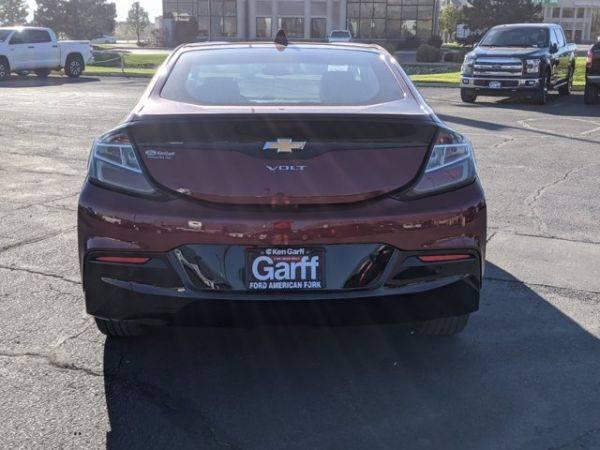2017 Chevrolet VOLT 1G1RB6S51HU180972