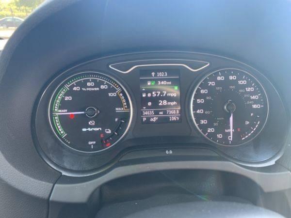 2018 Audi A3 Sportback e-tron WAUUPBFF0JA056579