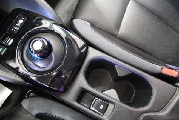 2019 Nissan LEAF 1N4BZ1CP7KC317326