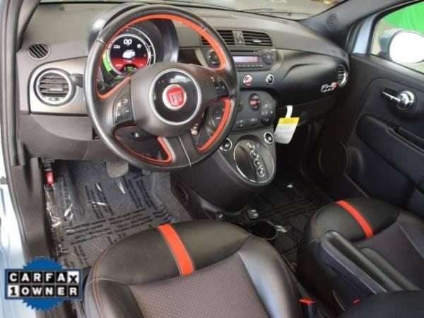 2015 Fiat 500e 3C3CFFGEXFT695717