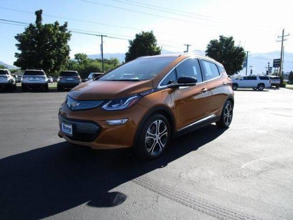 2017 Chevrolet Bolt 1G1FX6S0XH4151883