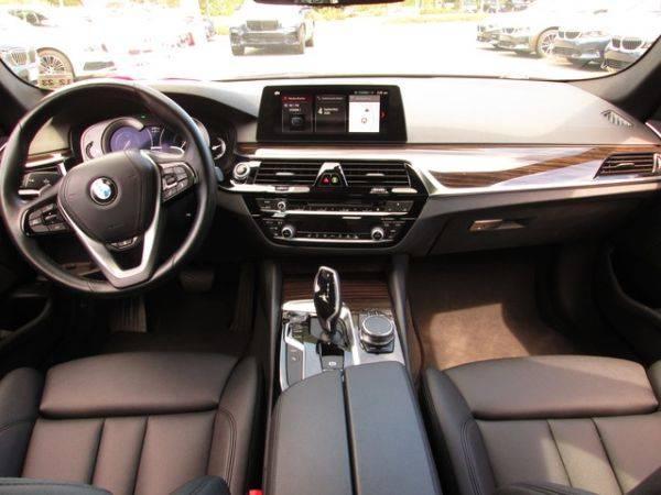 2018 BMW 5 Series WBAJB1C53JB374617