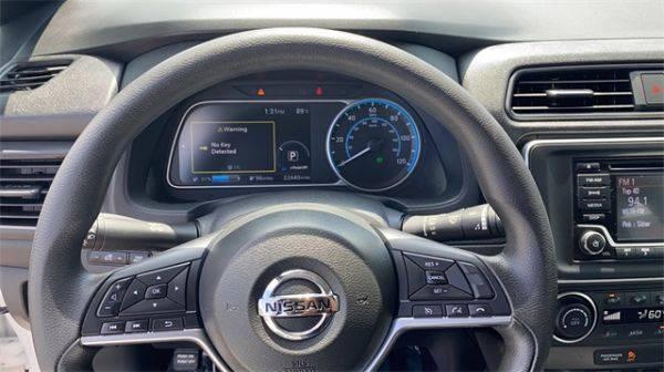 2018 Nissan LEAF 1N4AZ1CP7JC315103