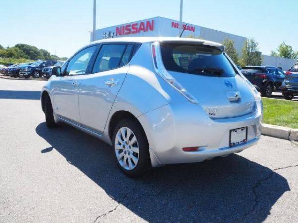 2017 Nissan LEAF 1N4BZ0CP8HC308976