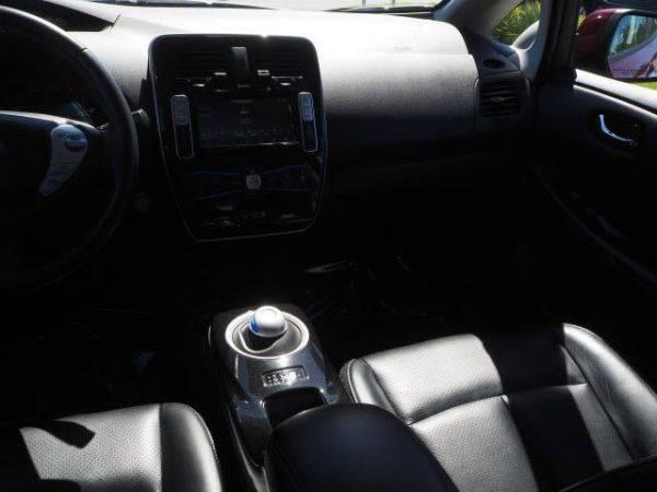 2017 Nissan LEAF 1N4BZ0CP5HC307784