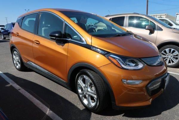 2017 Chevrolet Bolt 1G1FW6S01H4129872