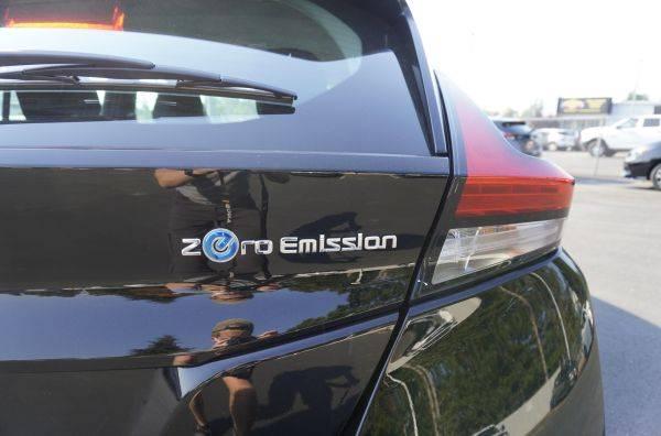 2019 Nissan LEAF 1N4AZ1CP3KC306531