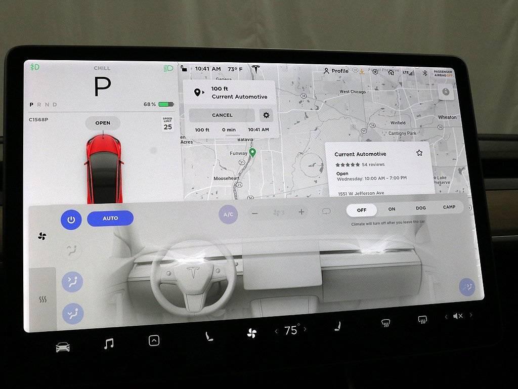2019 Tesla Model 3 5YJ3E1EB4KF129832