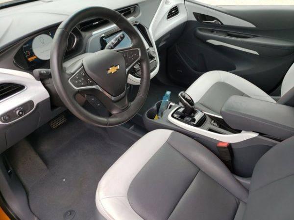 2017 Chevrolet Bolt 1G1FX6S01H4177725