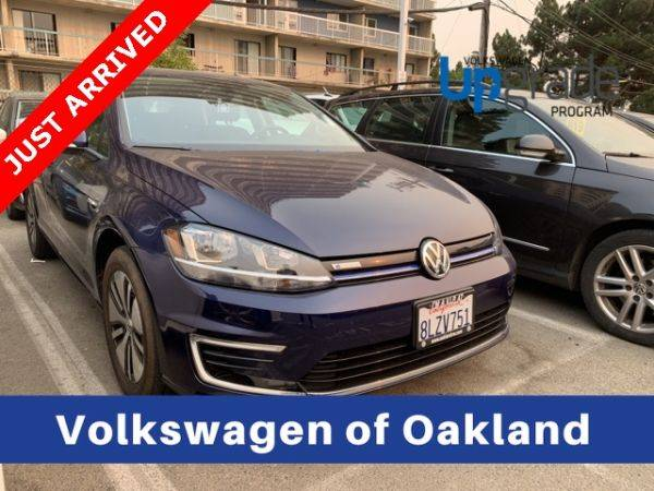 2019 Volkswagen e-Golf WVWKR7AU9KW914188