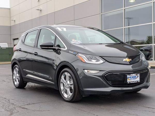 2017 Chevrolet Bolt 1G1FW6S06H4185807