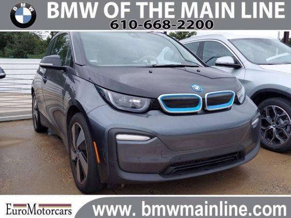 2018 BMW i3 WBY7Z4C57JVD96856