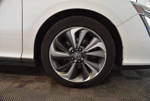 2018 Honda Clarity JHMZC5F17JC010003