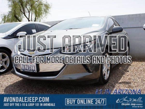 2017 Chevrolet VOLT 1G1RC6S59HU199802