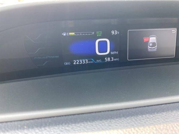 2019 Toyota Prius Prime JTDKARFP4K3111618
