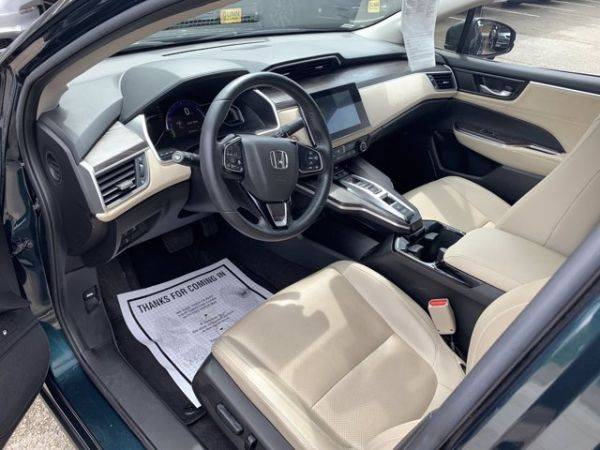 2018 Honda Clarity JHMZC5F39JC000428