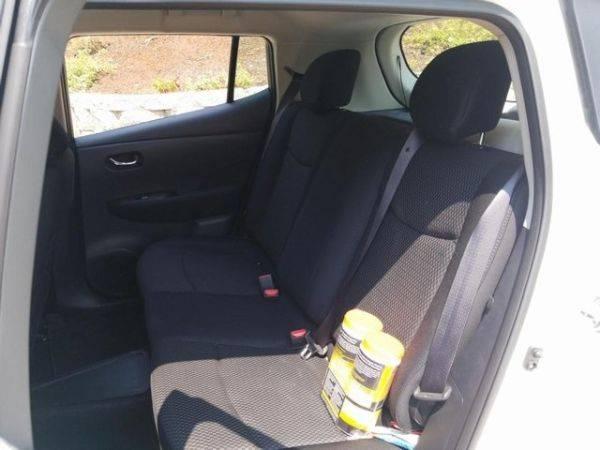 2017 Nissan LEAF 1N4BZ0CP7HC312016