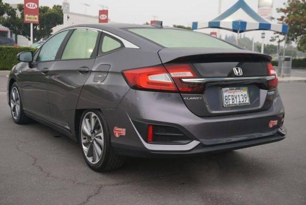 2018 Honda Clarity JHMZC5F16JC012213