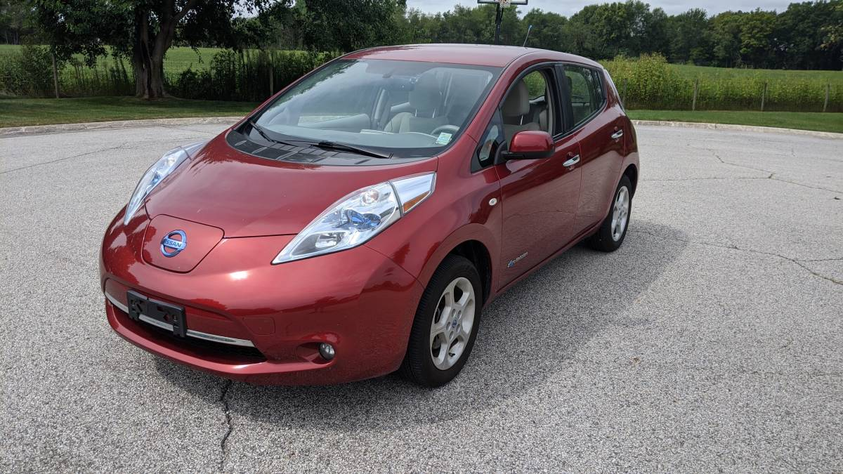 2012 Nissan LEAF JN1AZ0CP0CT017454