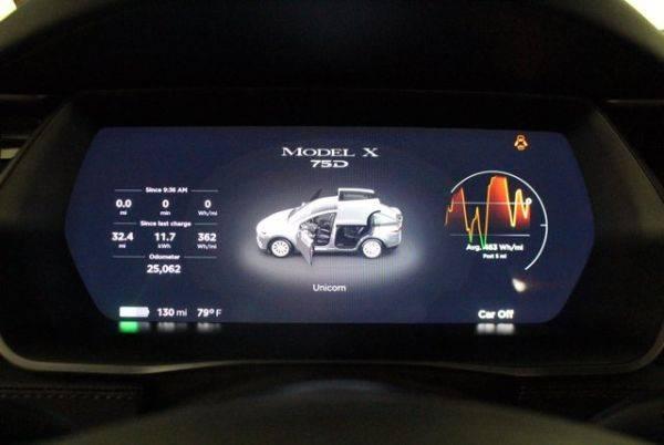 2018 Tesla Model X 5YJXCAE22JF142066